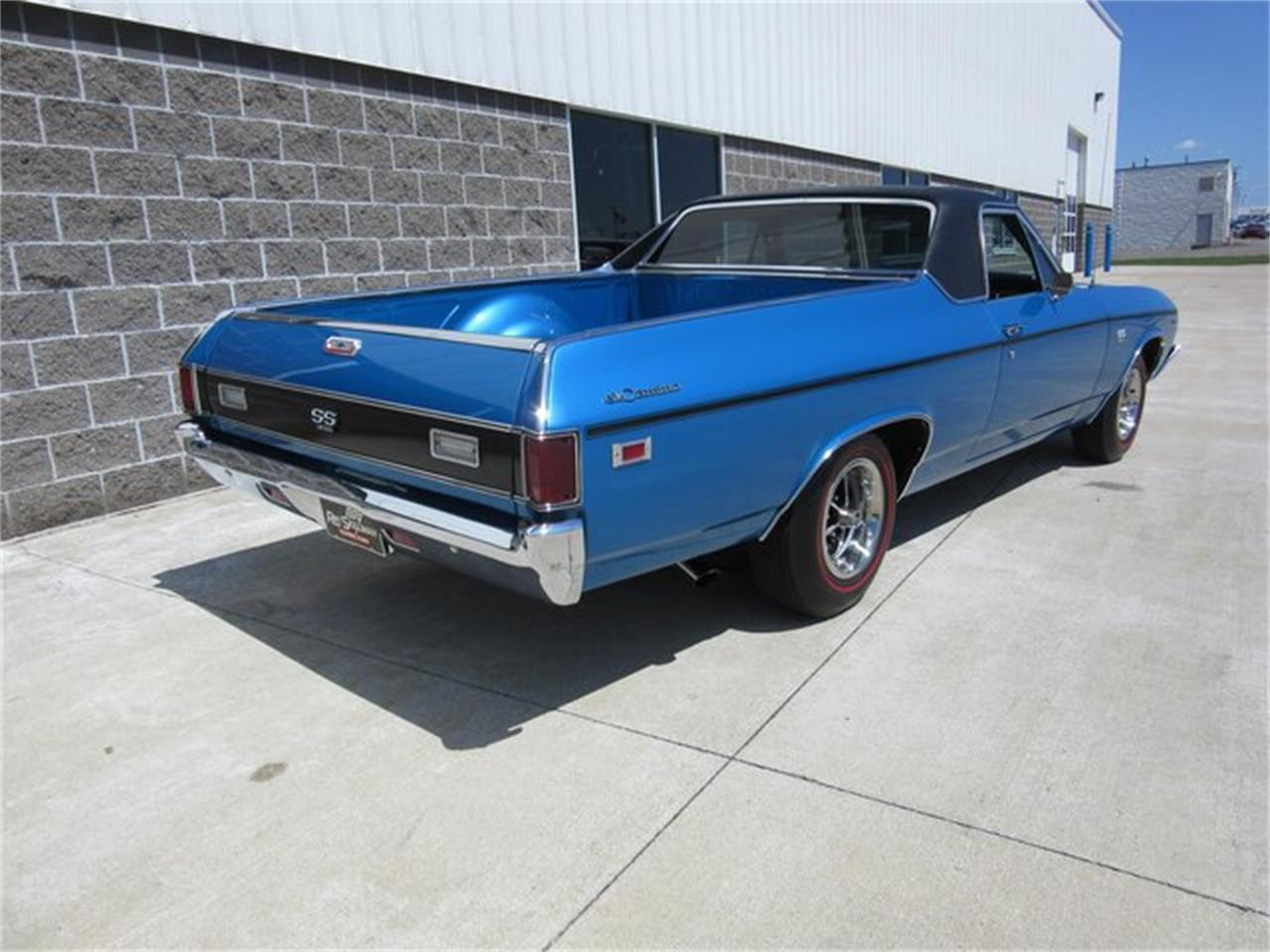 Large Picture of 1969 Chevrolet El Camino located in Greenwood Indiana Offered by Ray Skillman Classic Cars - QTRB