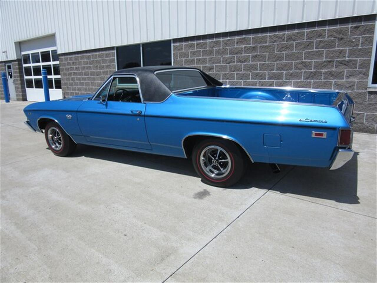 Large Picture of 1969 Chevrolet El Camino located in Indiana - $38,500.00 - QTRB
