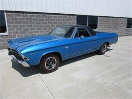 Picture of Classic 1969 El Camino located in Indiana - $38,500.00 Offered by Ray Skillman Classic Cars - QTRB
