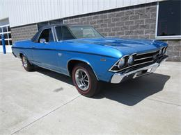 Picture of Classic 1969 El Camino located in Greenwood Indiana - QTRB