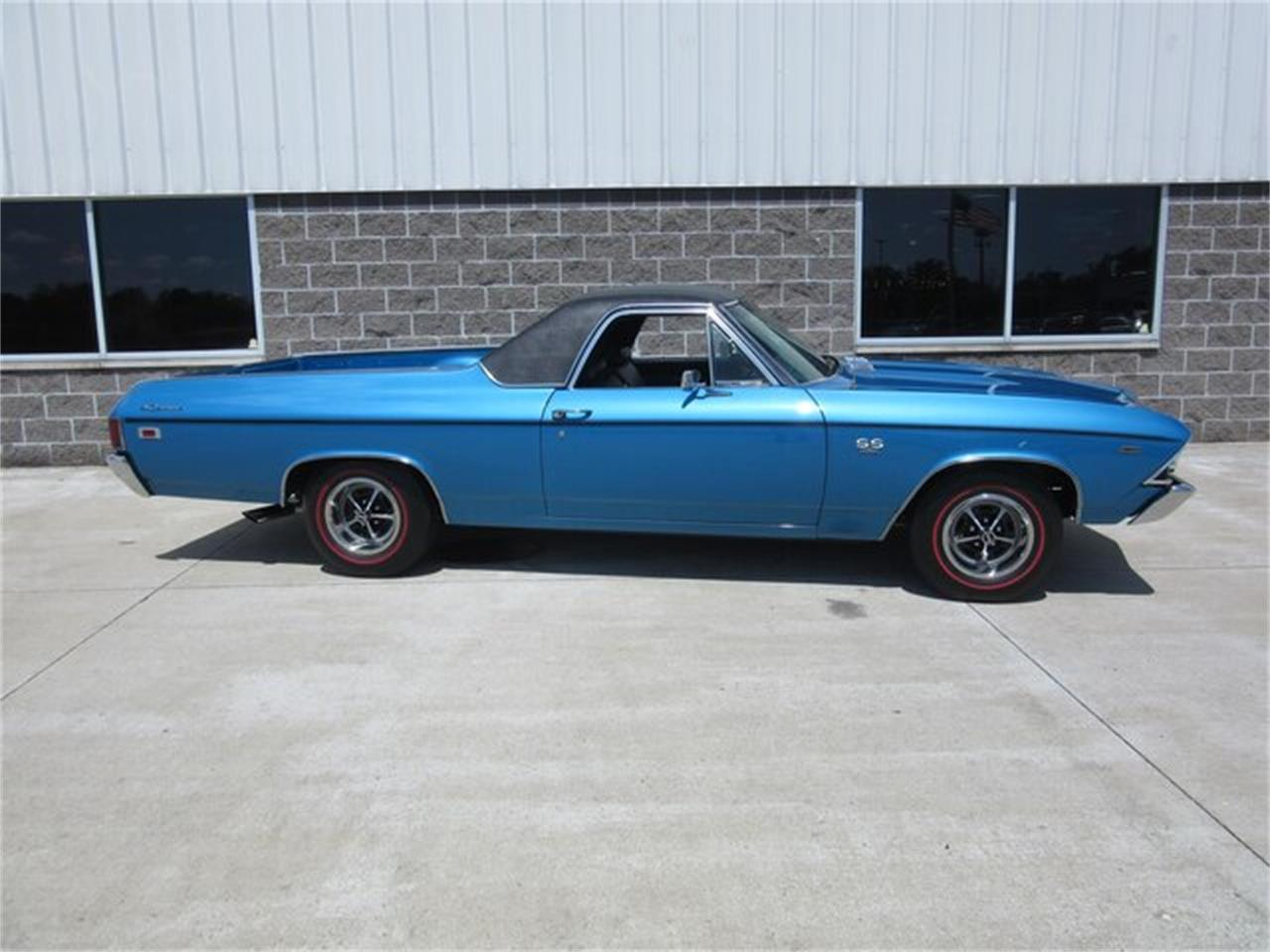 Large Picture of Classic '69 El Camino - $38,500.00 Offered by Ray Skillman Classic Cars - QTRB
