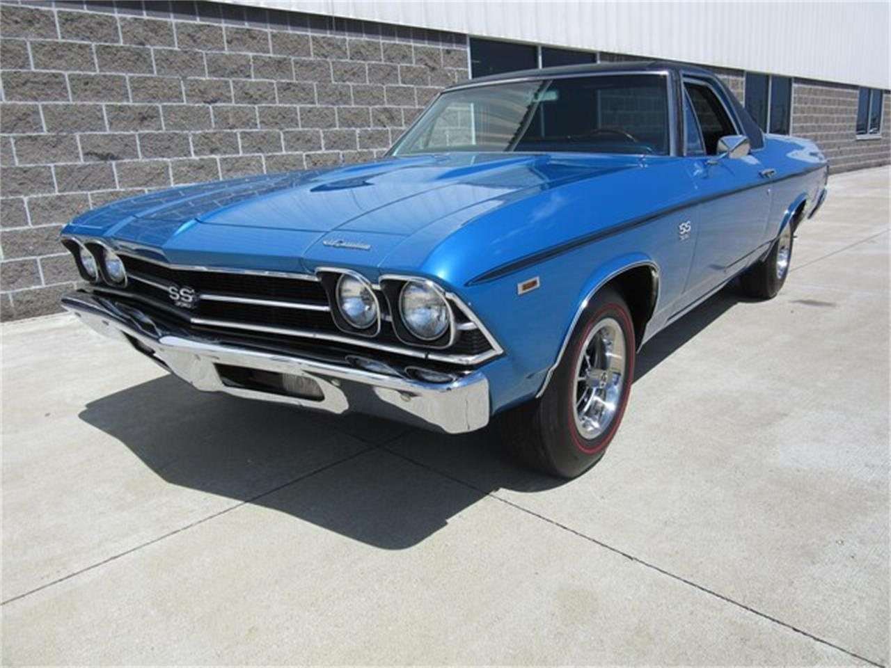 Large Picture of Classic 1969 El Camino - $38,500.00 - QTRB