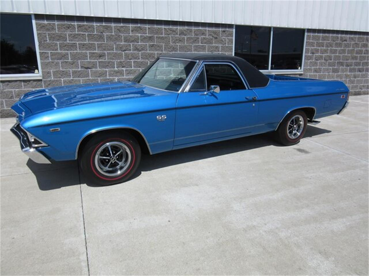 Large Picture of Classic '69 El Camino located in Greenwood Indiana - $38,500.00 - QTRB