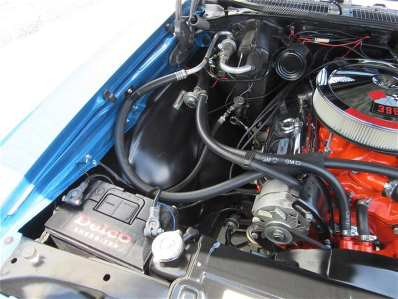 Large Picture of 1969 Chevrolet El Camino located in Indiana - $38,500.00 Offered by Ray Skillman Classic Cars - QTRB