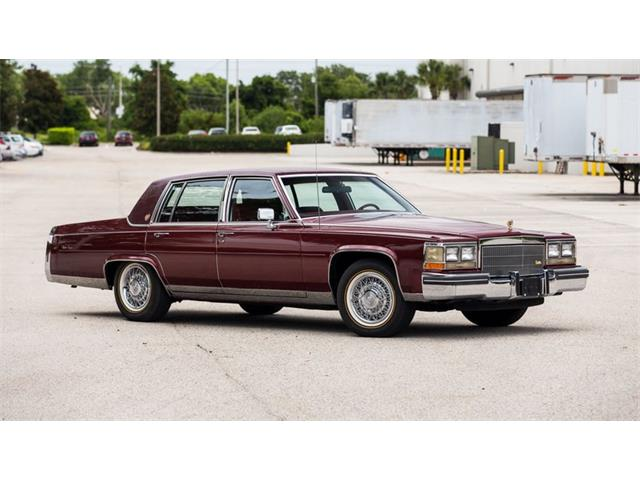 Picture of '85 Fleetwood - QTRE