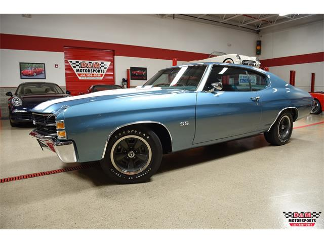 1970 to 1972 Chevrolet Chevelle for Sale on ClassicCars com