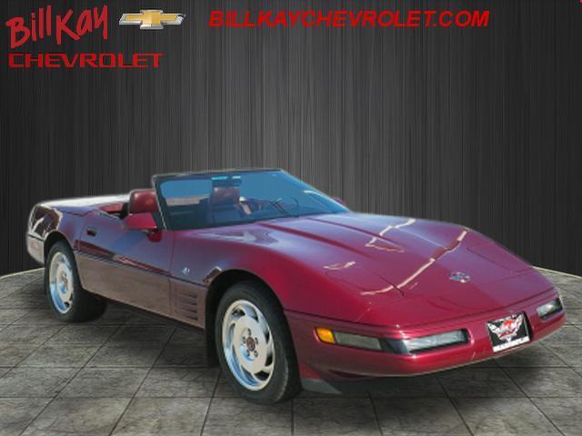 Picture of '93 Corvette - QTRW