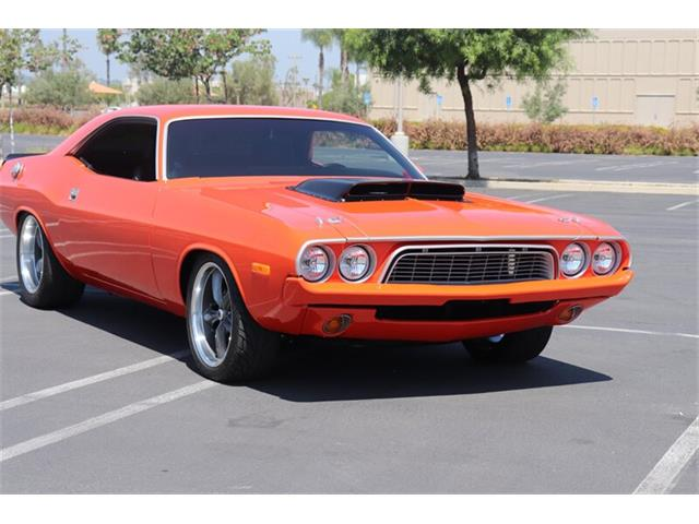 Picture of '73 Challenger - QTS2