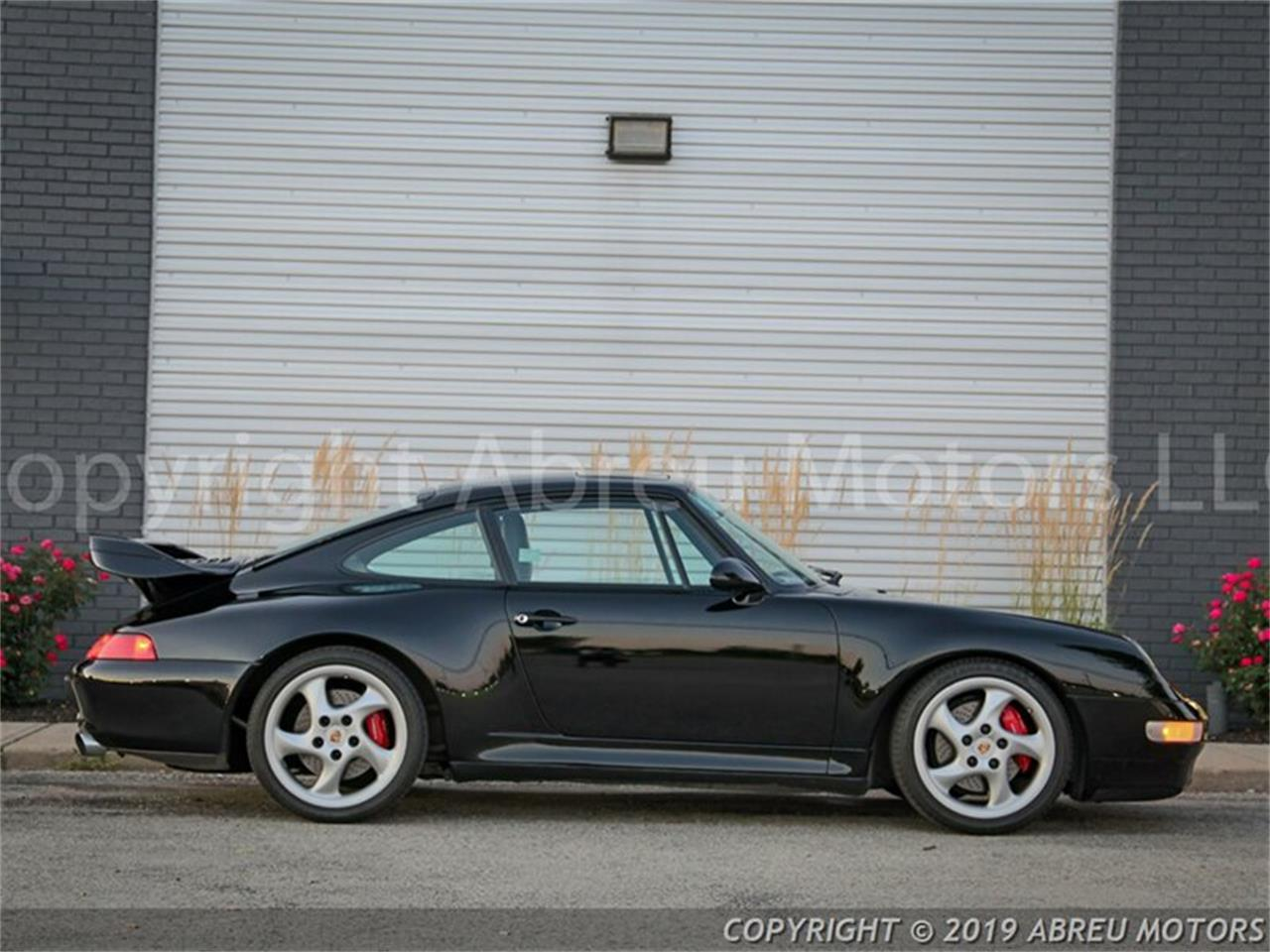 Large Picture of '97 911 Carrera - QTSD