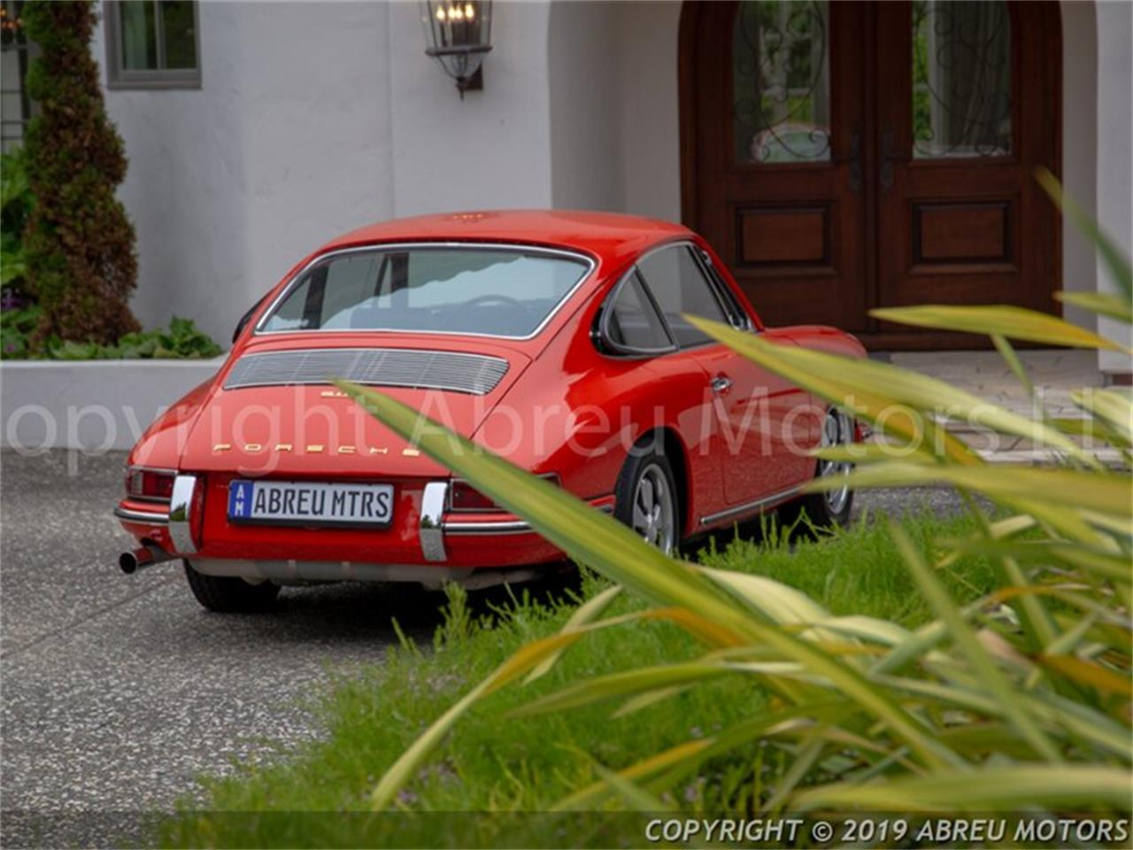 Large Picture of '68 911 - QTSG
