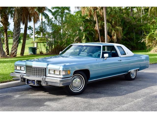 1976 Cadillac Coupe