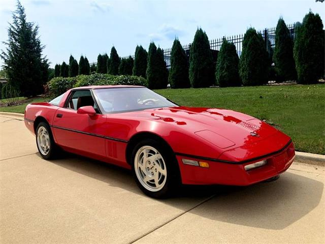 Picture of '90 Chevrolet Corvette located in Burr Ridge Illinois - $34,990.00 Offered by  - QTSW