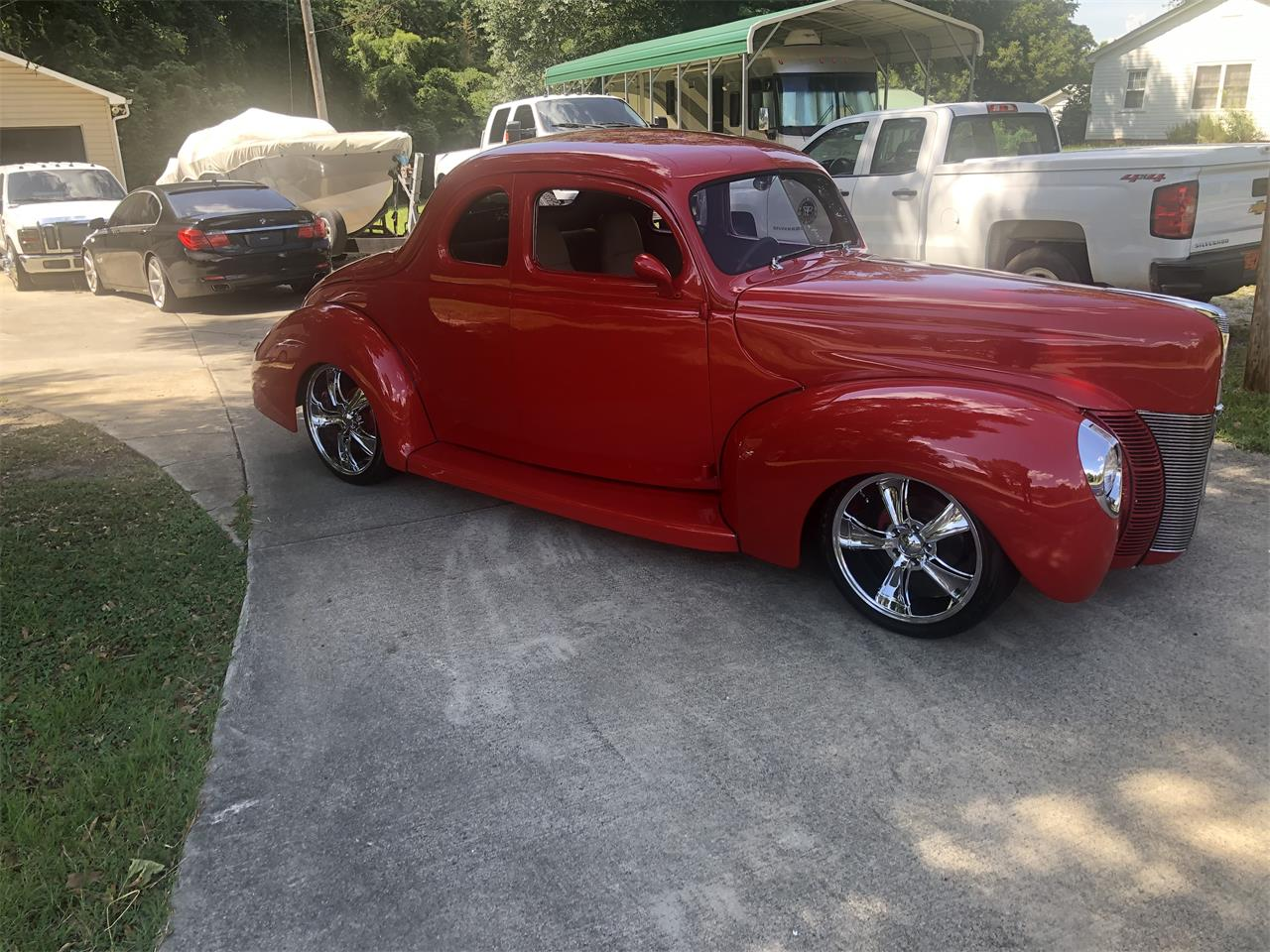 Large Picture of '40 2-Dr Coupe - QTT6