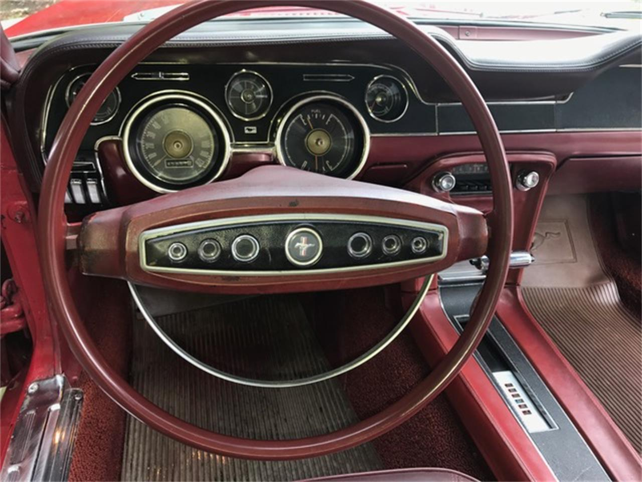 Large Picture of '68 Mustang - QTTF