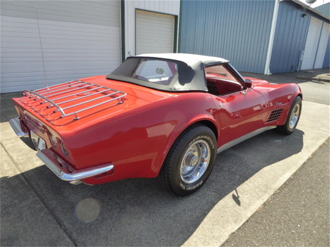 Large Picture of '71 Corvette - QTTG