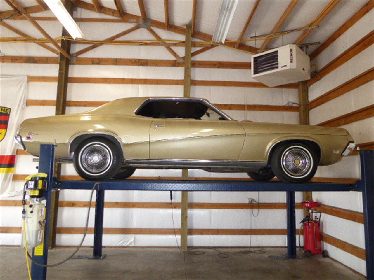Large Picture of '69 Cougar - QTTI