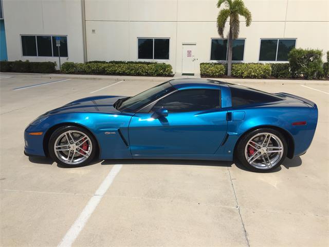 Picture of '08 Corvette Z06 - QTTT