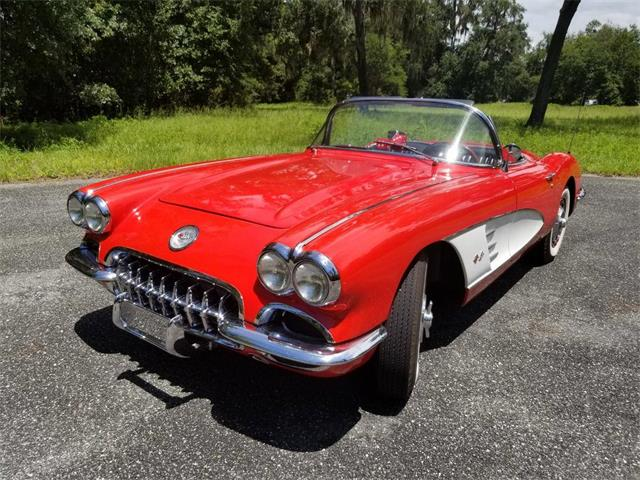 Picture of '60 Corvette - QTTV