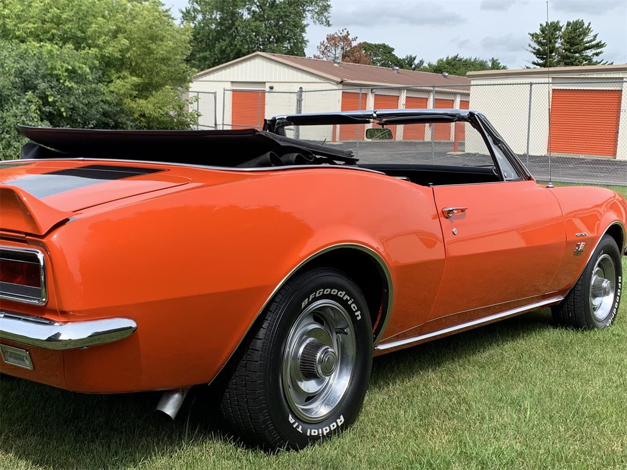 Large Picture of '67 Camaro - QTU0