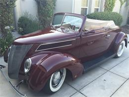 Picture of 1937 Ford Cabriolet - $55,000.00 Offered by a Private Seller - QTU3