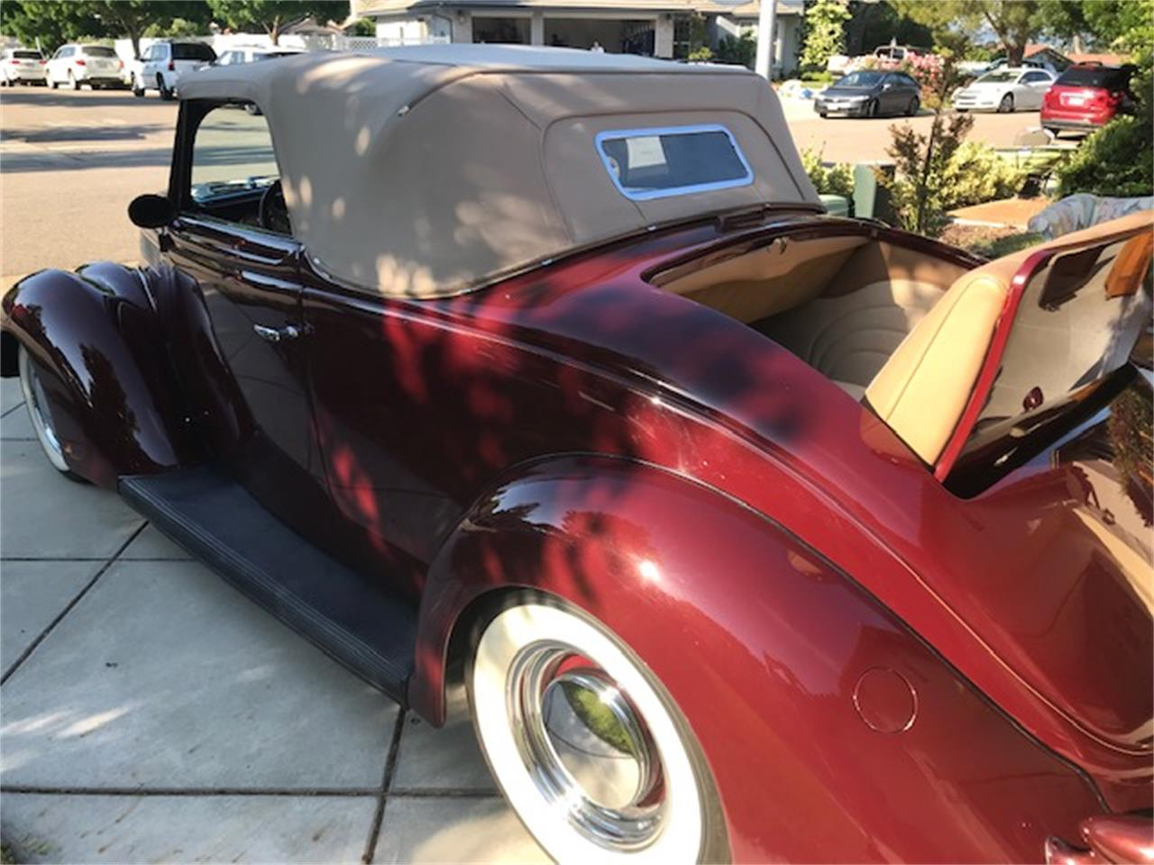 Large Picture of 1937 Cabriolet - $55,000.00 - QTU3