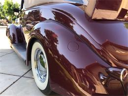 Picture of Classic 1937 Ford Cabriolet located in Paso robles California Offered by a Private Seller - QTU3
