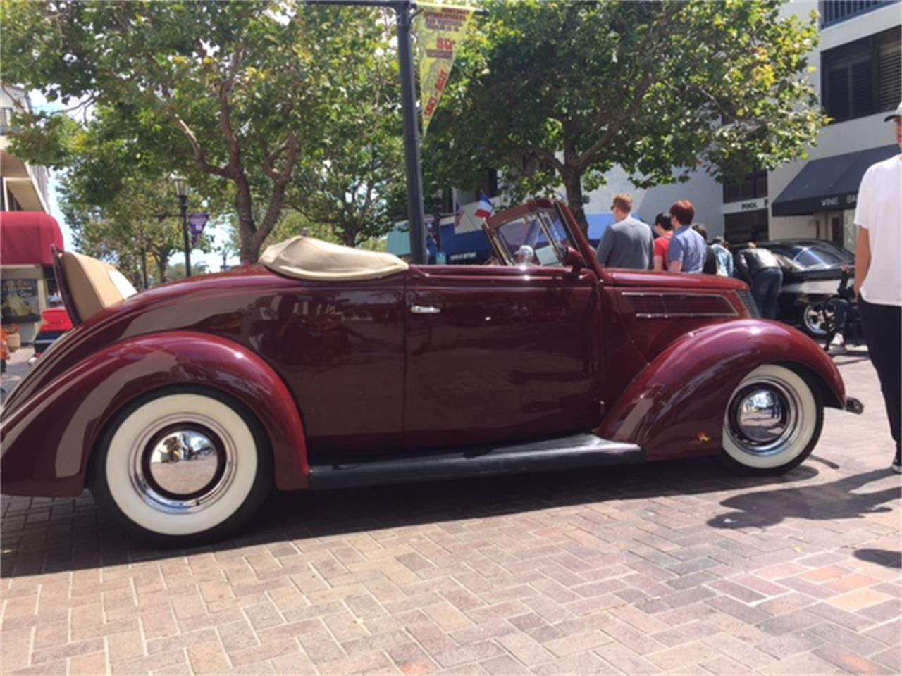 Large Picture of Classic '37 Ford Cabriolet located in Paso robles California - $55,000.00 - QTU3