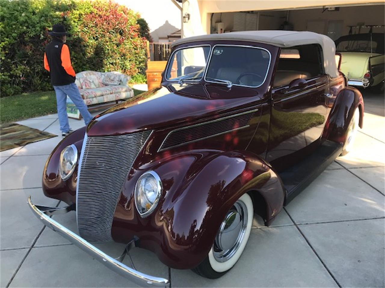 Large Picture of Classic 1937 Cabriolet located in California Offered by a Private Seller - QTU3