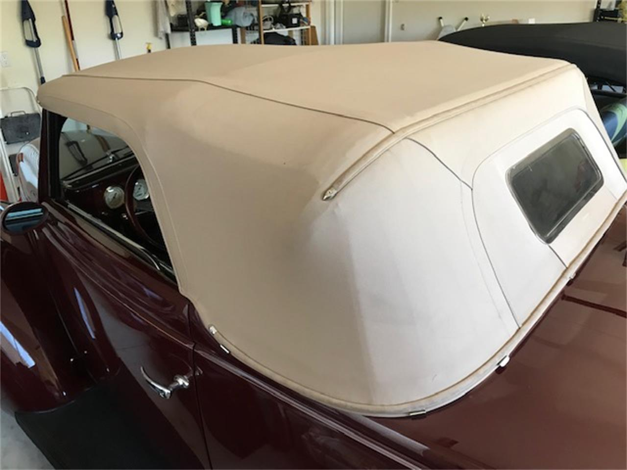 Large Picture of '37 Ford Cabriolet located in Paso robles California - $55,000.00 Offered by a Private Seller - QTU3