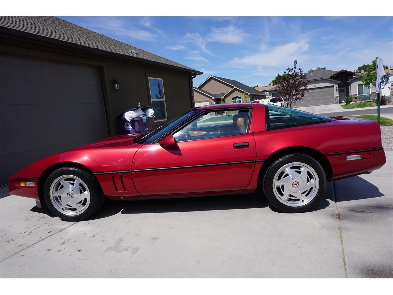 Large Picture of 1989 Corvette C4 located in Grand Junction Colorado - $9,500.00 - QTU6