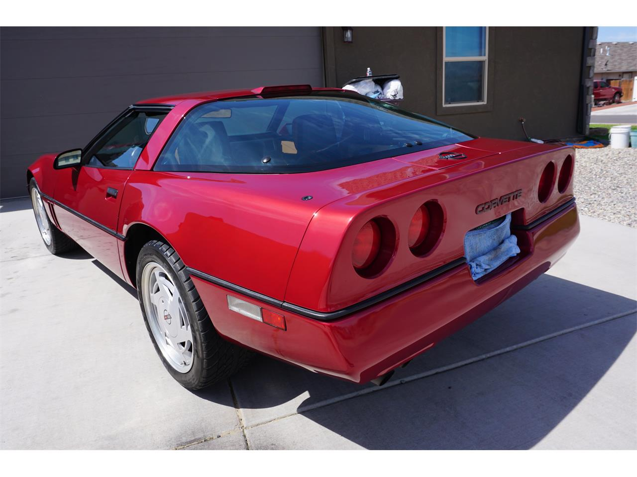 Large Picture of '89 Chevrolet Corvette C4 - $9,500.00 Offered by a Private Seller - QTU6