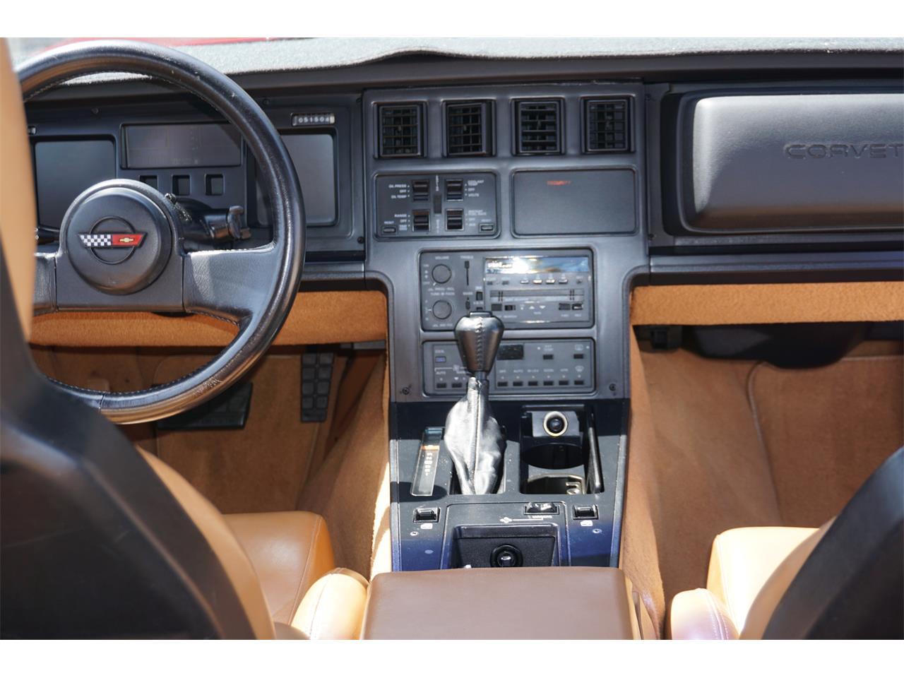 Large Picture of '89 Chevrolet Corvette C4 located in Grand Junction Colorado - $9,500.00 - QTU6