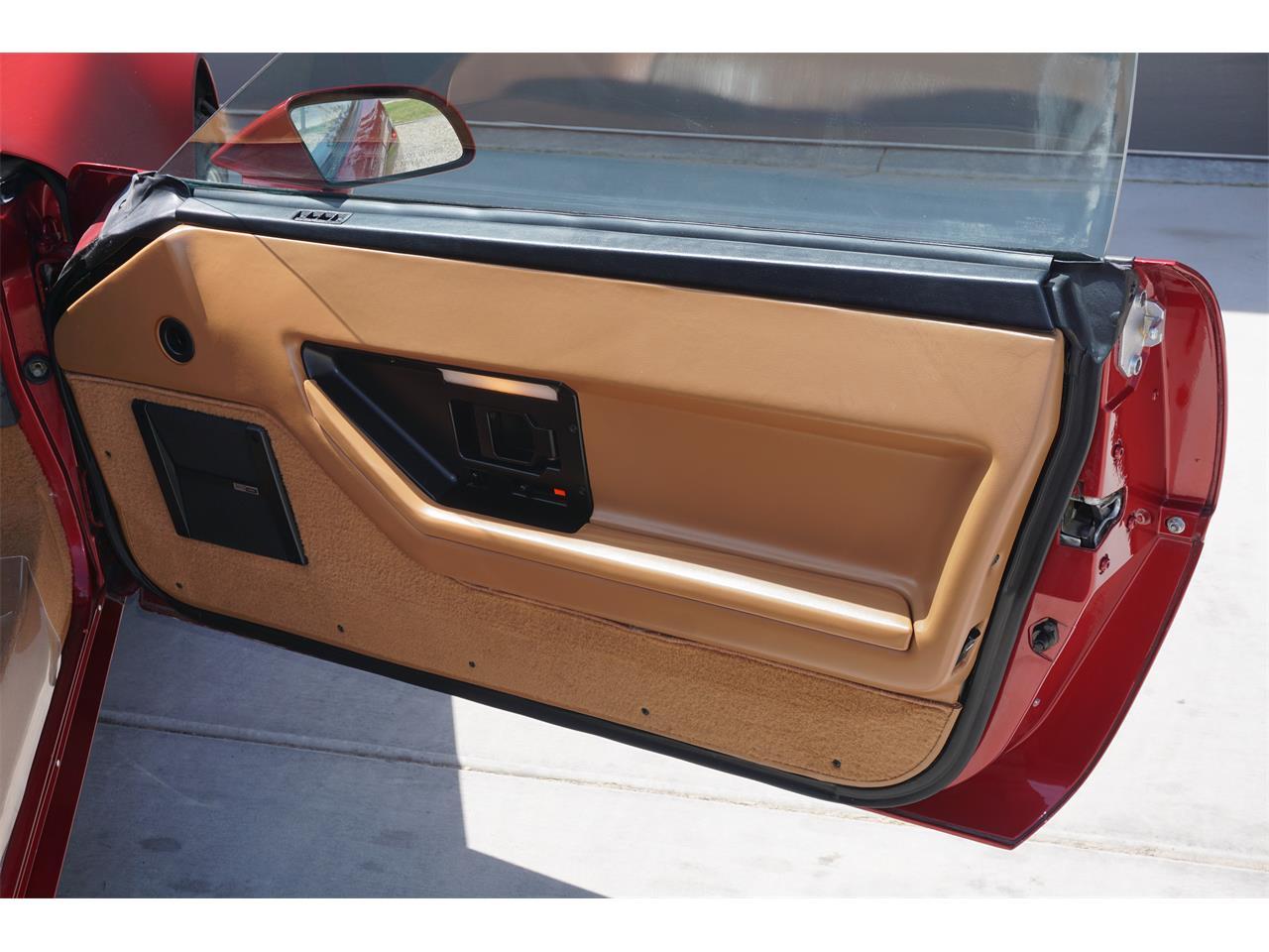 Large Picture of '89 Chevrolet Corvette C4 located in Grand Junction Colorado - QTU6