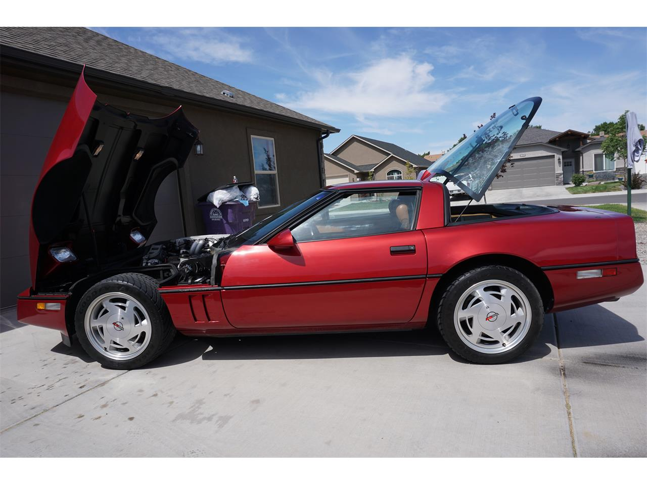 Large Picture of 1989 Corvette C4 - $9,500.00 - QTU6