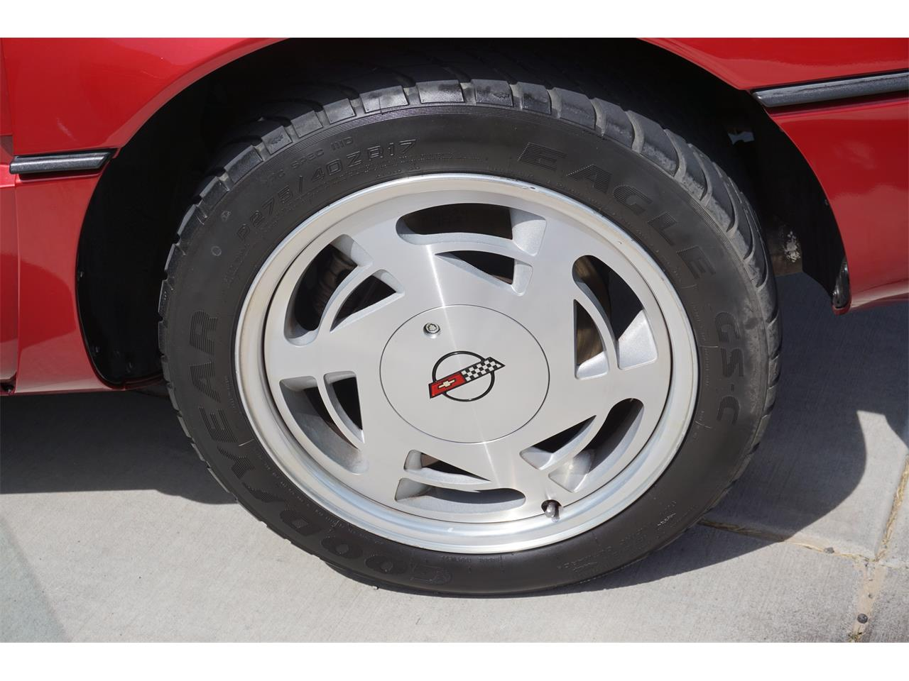 Large Picture of 1989 Corvette C4 located in Colorado Offered by a Private Seller - QTU6