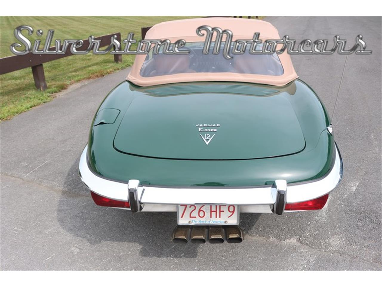 Large Picture of '73 E-Type - QTUP
