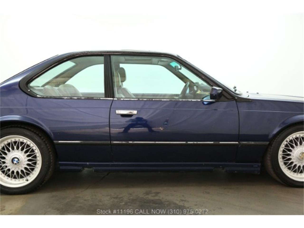 Large Picture of '87 M6 - QTUR