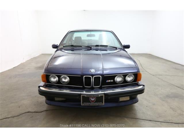 Picture of '87 M6 - QTUR