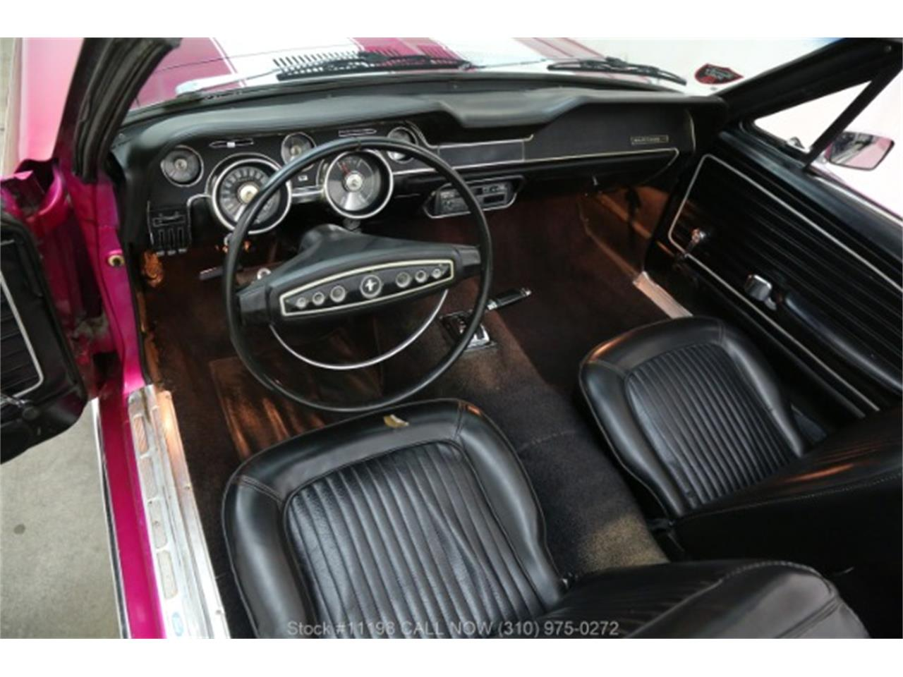 Large Picture of '68 Mustang - QTUS