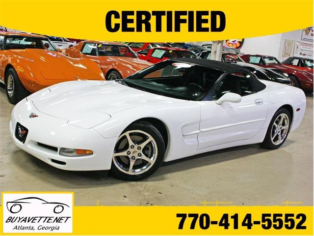 Picture of '04 Corvette - QTVC