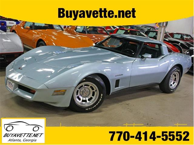 Picture of '82 Corvette - QTVD