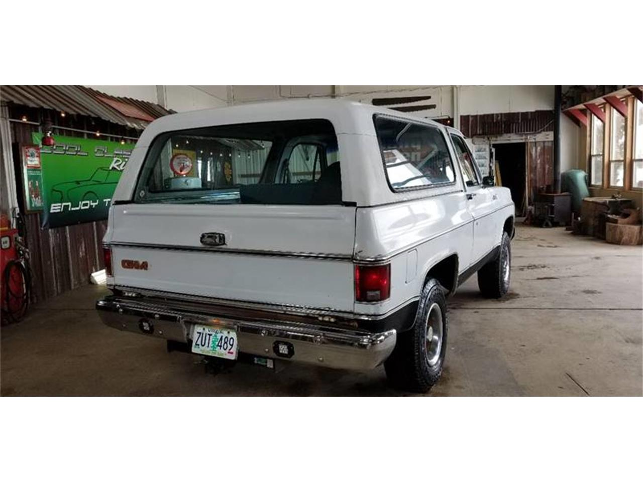 Large Picture of 1979 GMC Jimmy located in Oregon - $12,500.00 Offered by Cool Classic Rides LLC - QTVF