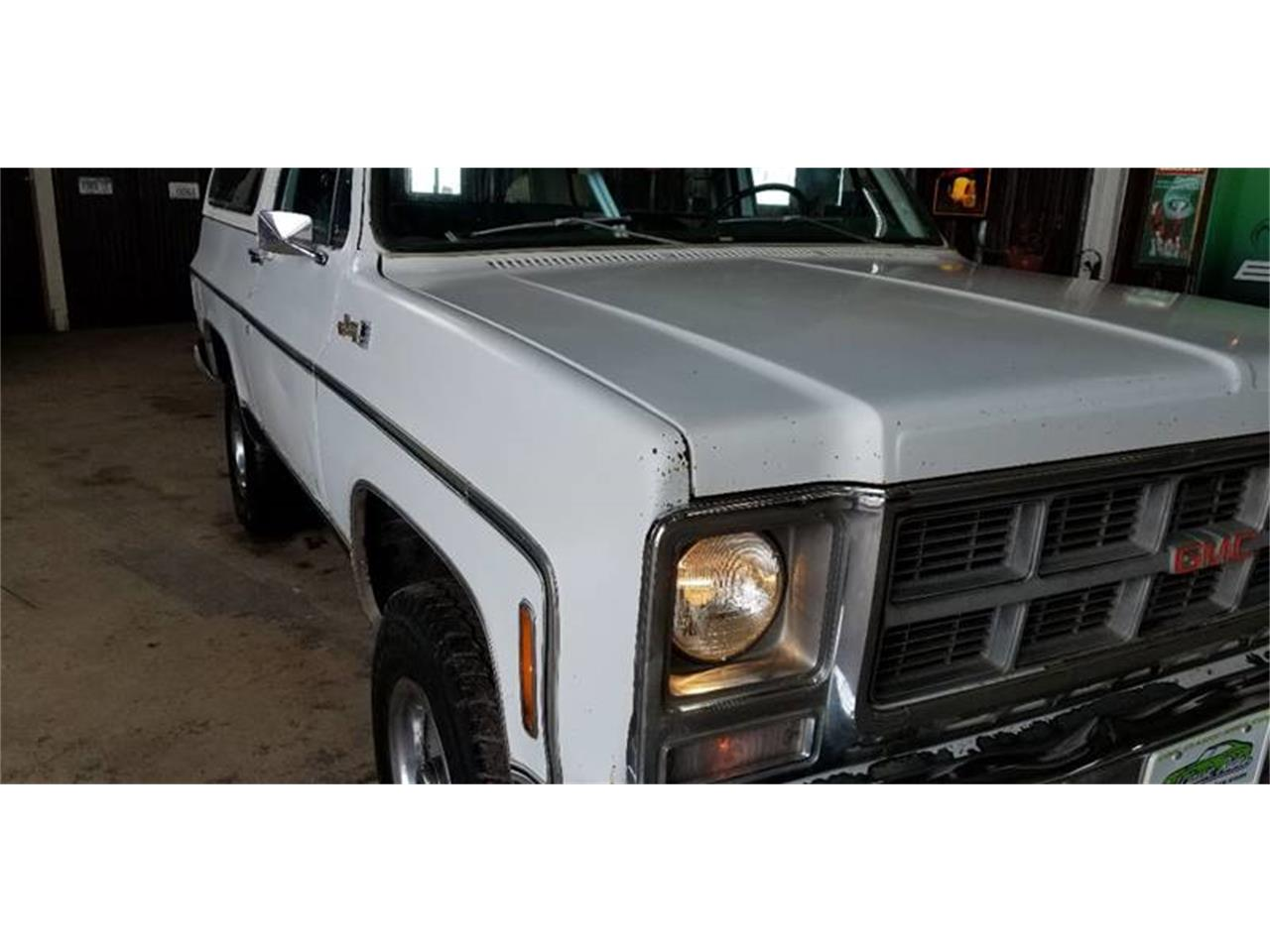 Large Picture of 1979 GMC Jimmy located in Redmond Oregon Offered by Cool Classic Rides LLC - QTVF