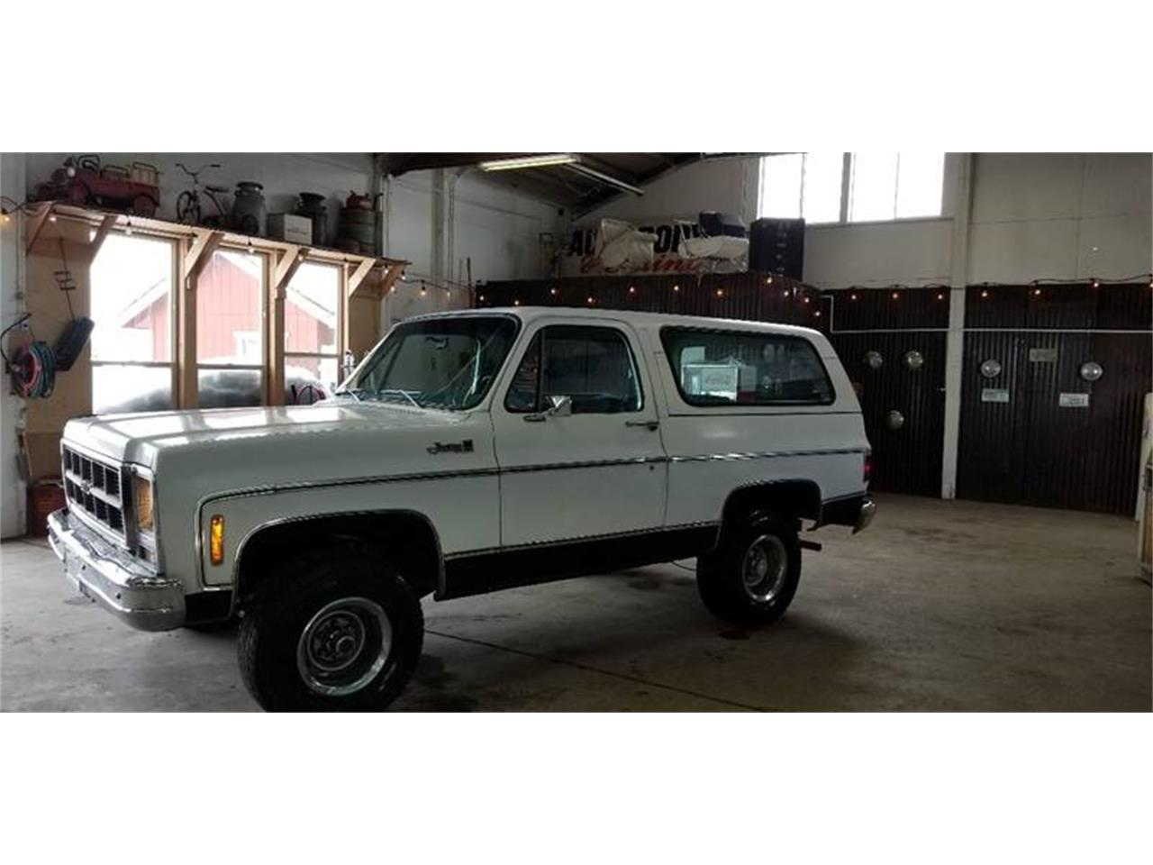 Large Picture of 1979 GMC Jimmy - $12,500.00 Offered by Cool Classic Rides LLC - QTVF
