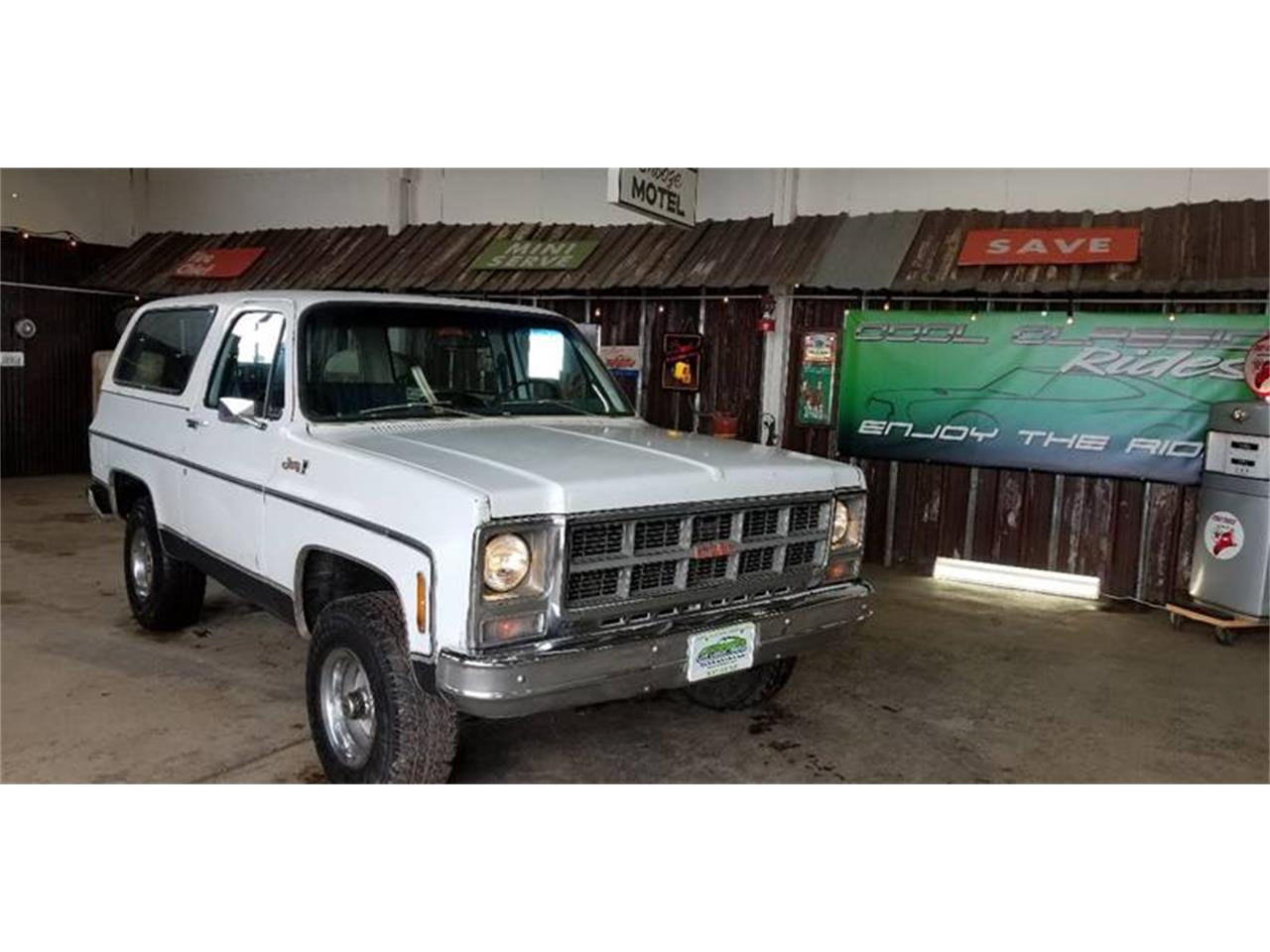 Large Picture of '79 GMC Jimmy located in Redmond Oregon - QTVF