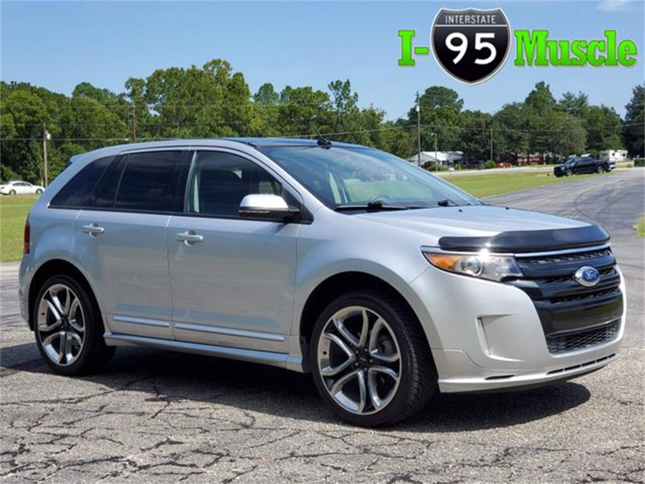 For Sale 2014 Ford Edge In Hope Mills North Carolina