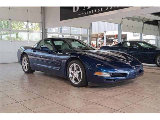 Picture of '04 Corvette - QTW0