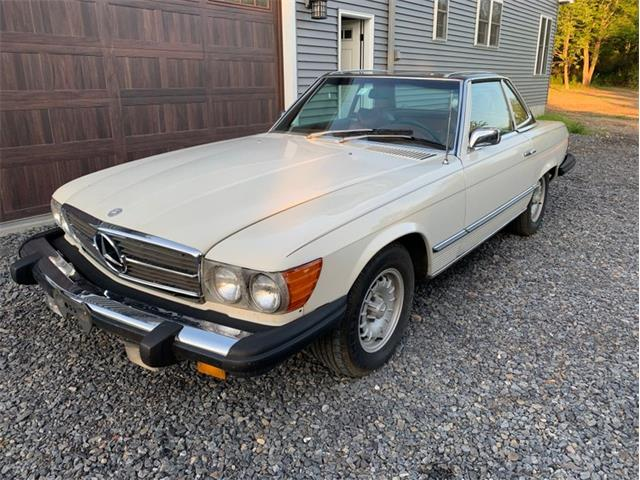 Picture of '74 450SL located in Saratoga Springs New York Auction Vehicle - QSN8