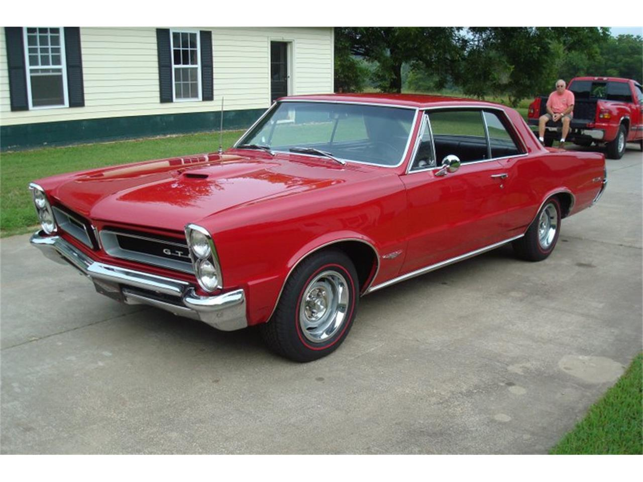 Large Picture of '65 GTO - QTWD