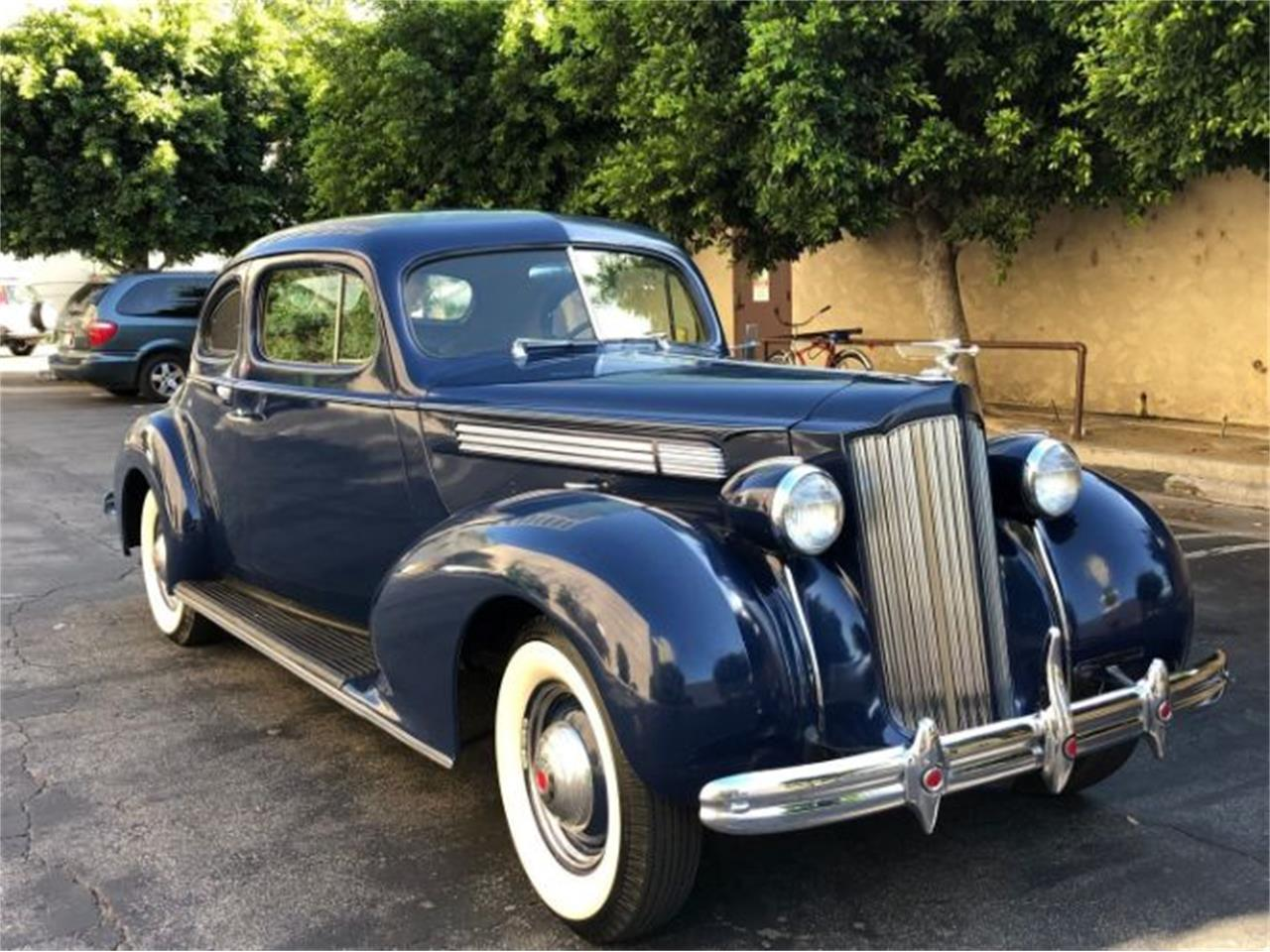 For Sale: 1939 Packard Business Coupe in Cadillac, Michigan